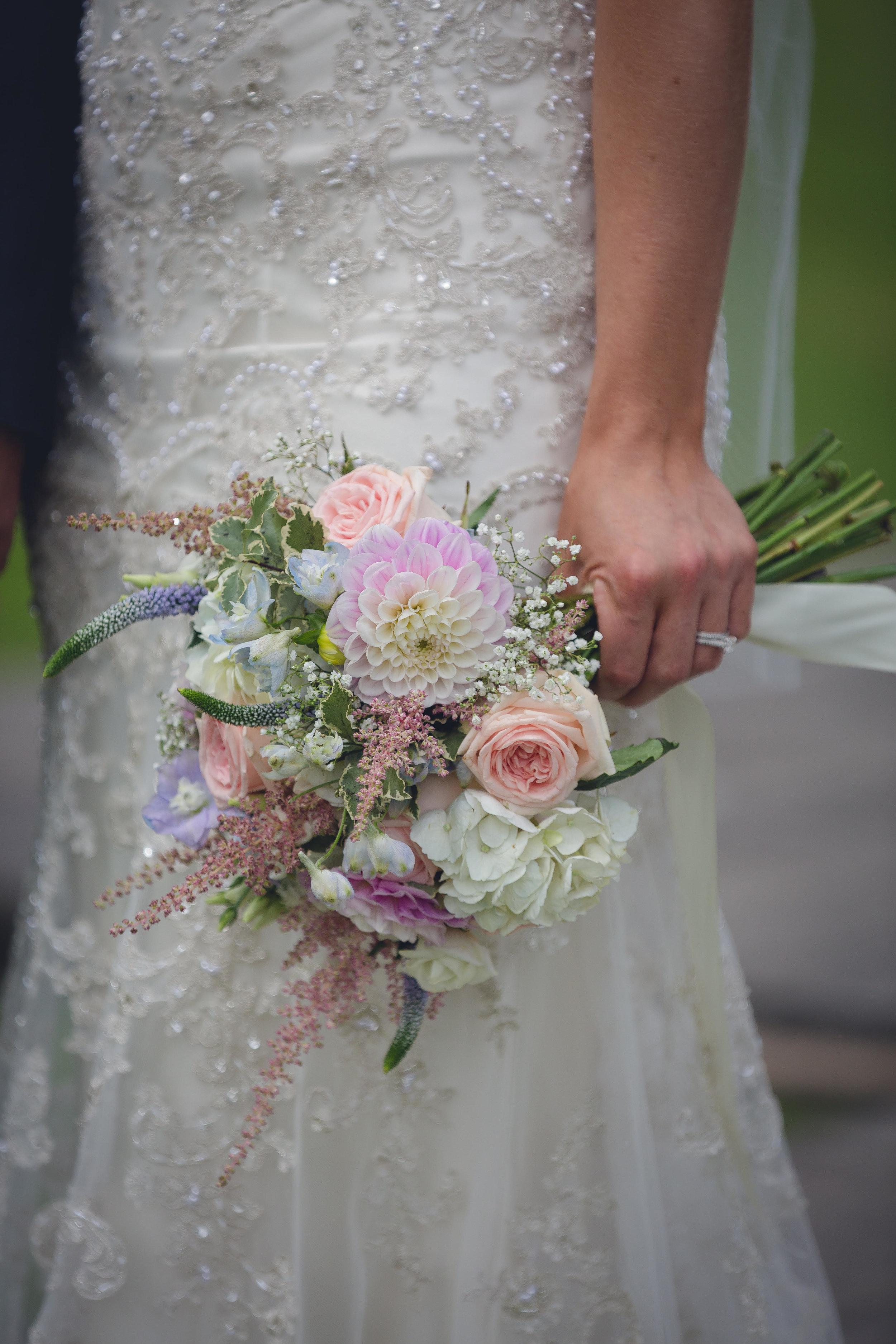 Katie and Adam - Garden Wedding 25 August 2017