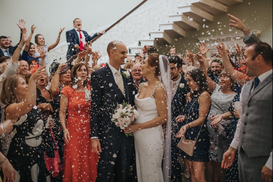 Rebecca and Andrew - Middleton Lodge July 2018