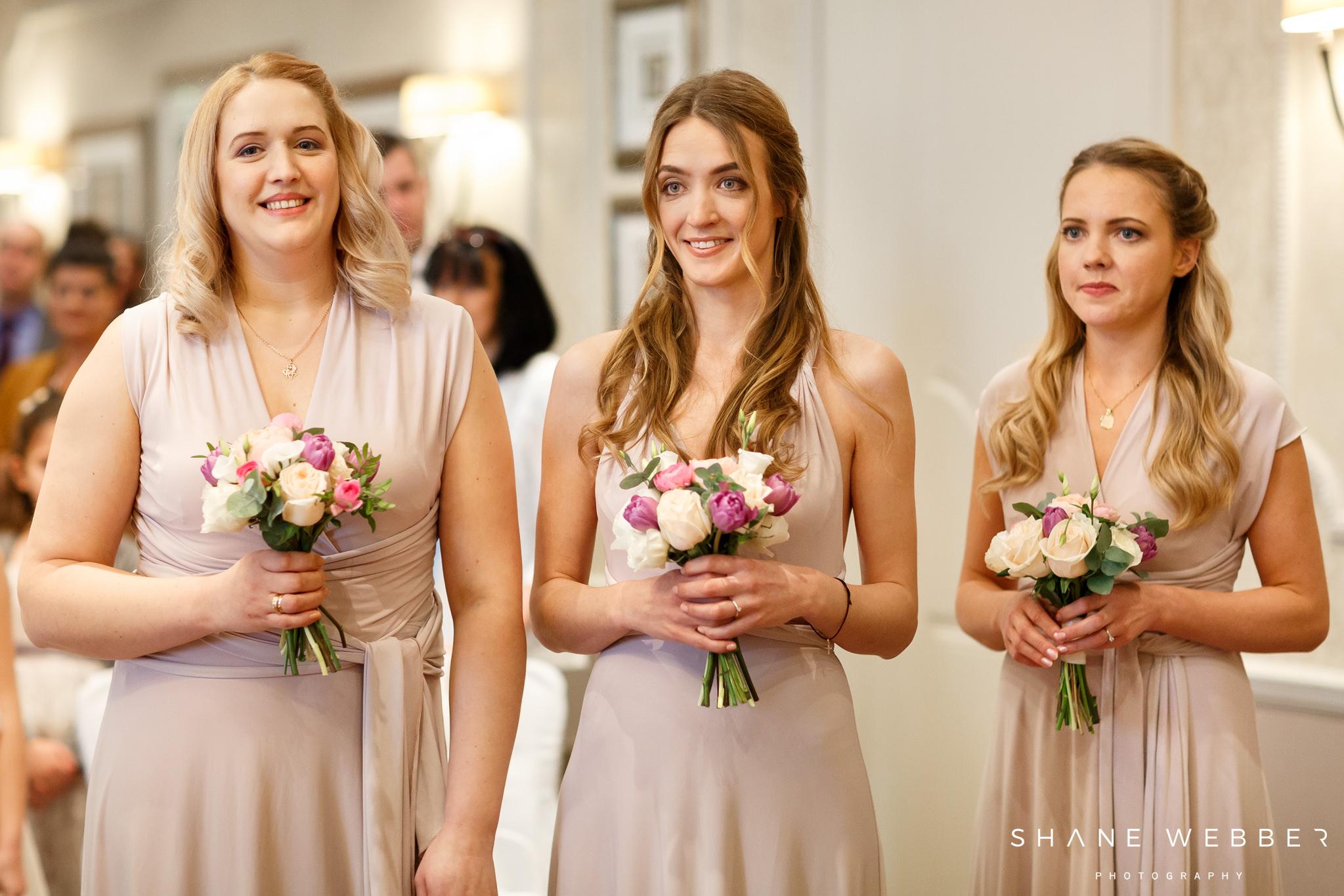 Bridesmaid Bouquets Florist Harrogate