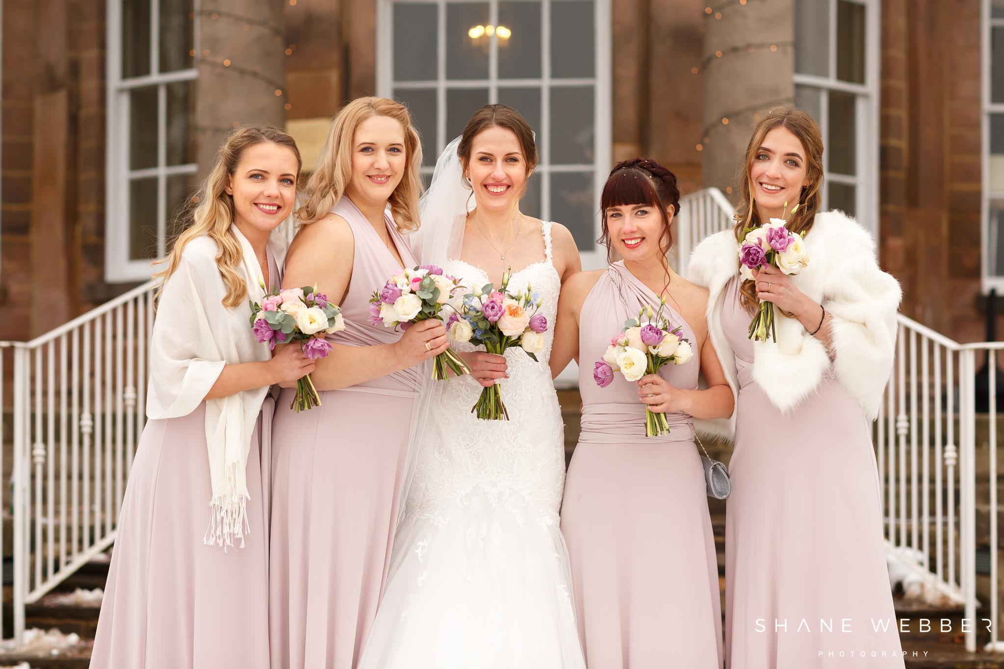 Pastel Wedding Bouquets Harrogate