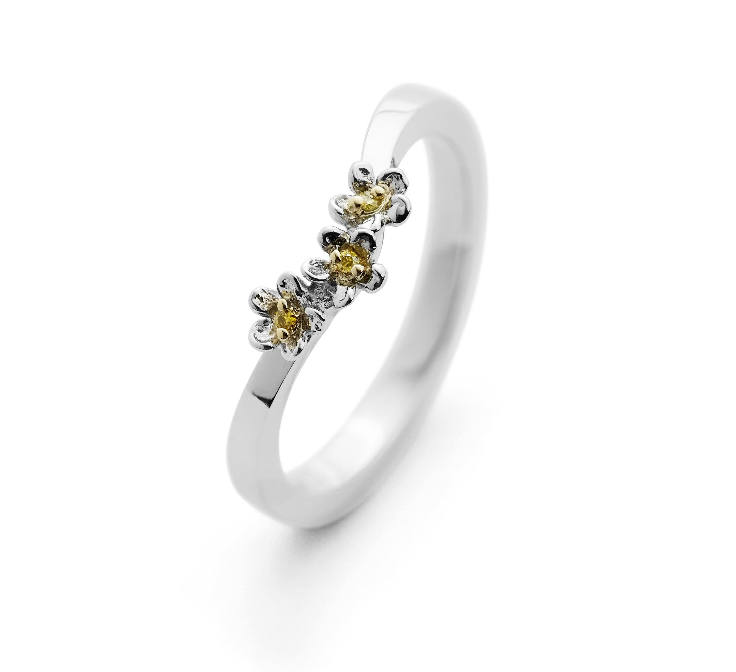 Yvonne wedding ring