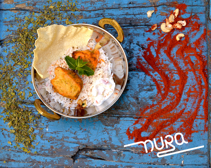 NURA INDIAN FOOD CIBO INDIANO FIRENZE STREETFOOD