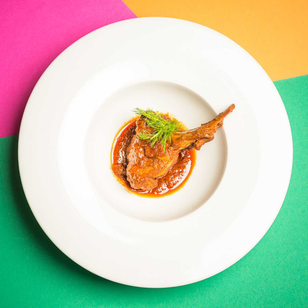 LAMB VINDALOO NURA CATATERING FIRENZE
