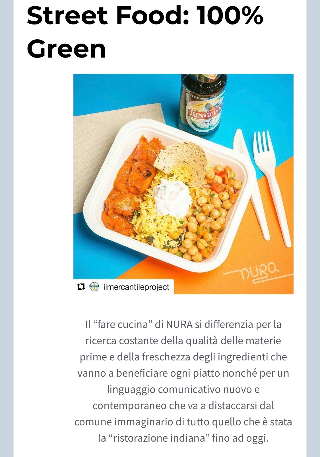 STREET FOOD NURA LIVORNO TOSCANA