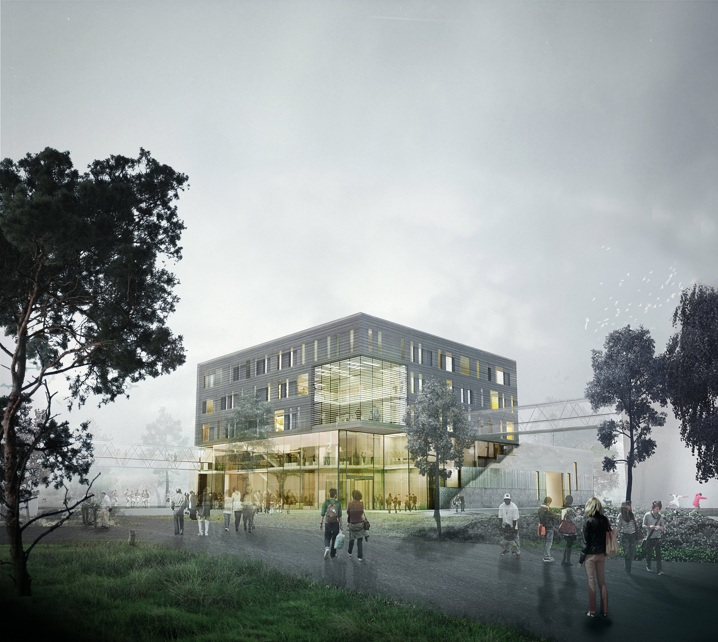 NTNU Gjøvik__Eksteriør@Reiulf Ramstad Arkitekter AS.jpg
