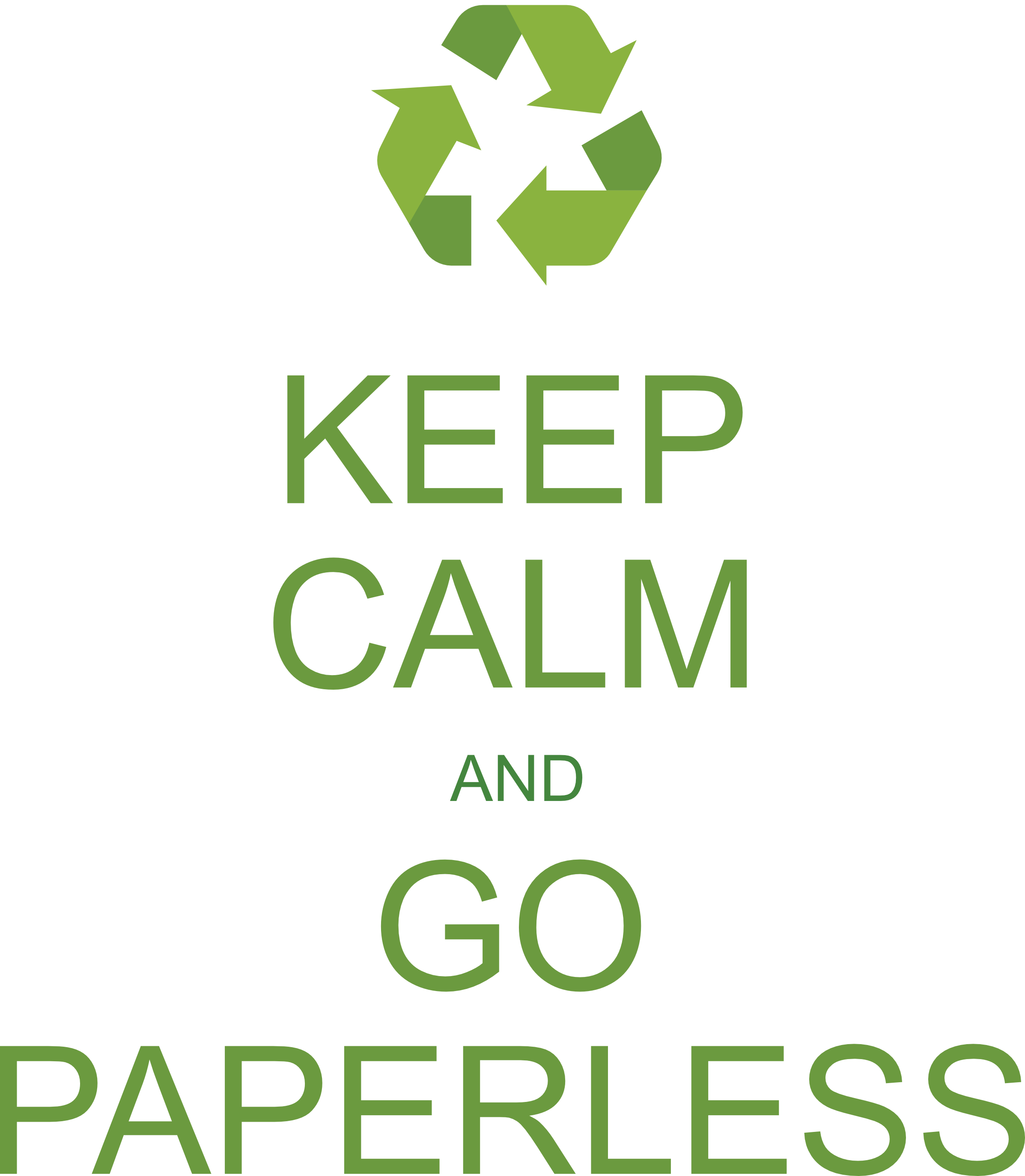 Keep Calm and Go Paperless.png