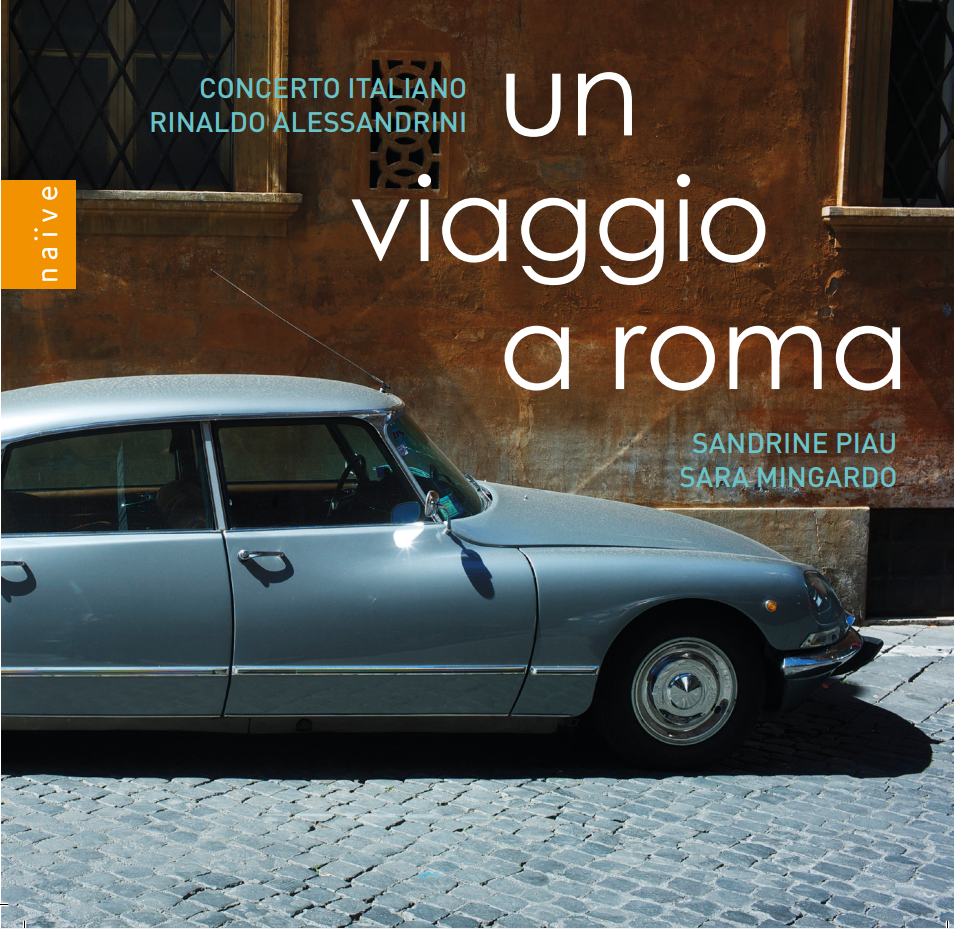 Un Viaggio a Roma CD cover.PNG
