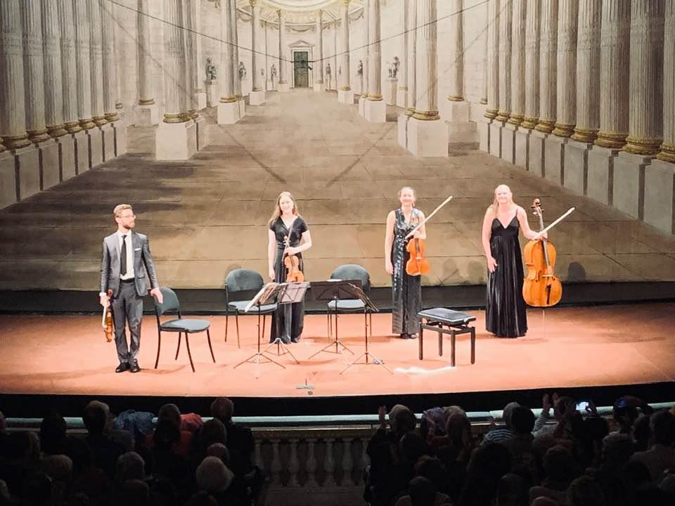Quatuor Callisto