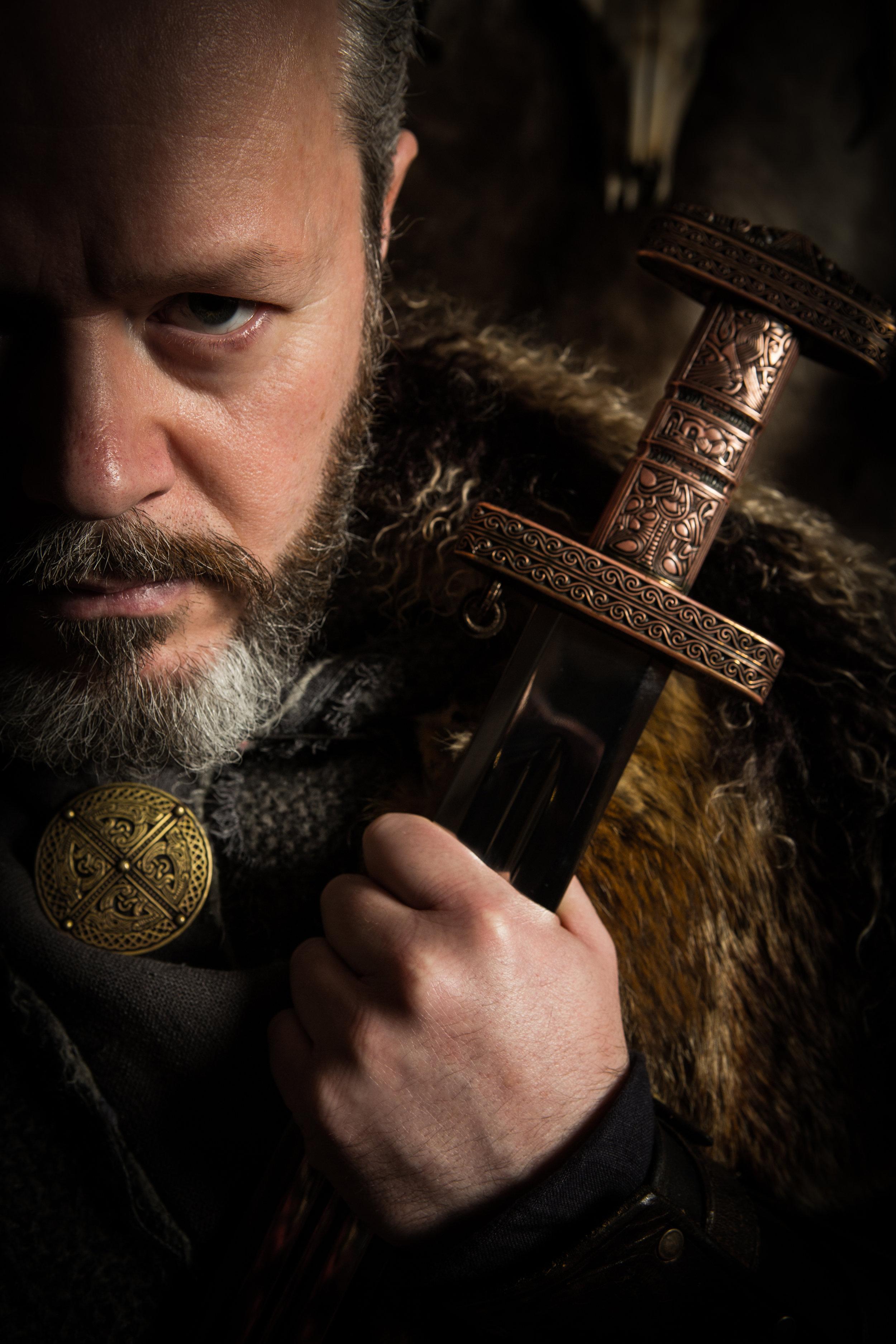 Photo credit: MINK Viking Portrait
