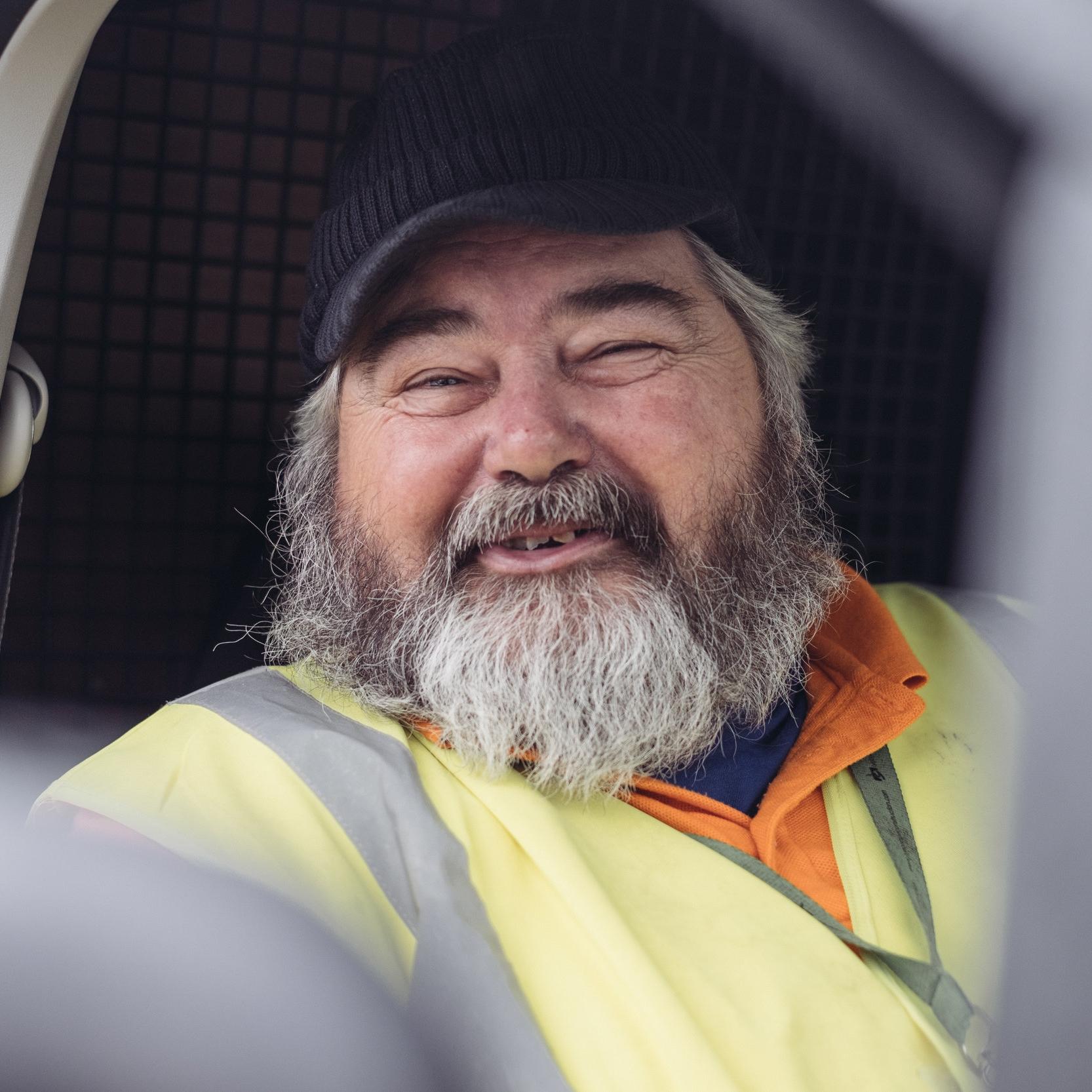 Anthony - Machine driver