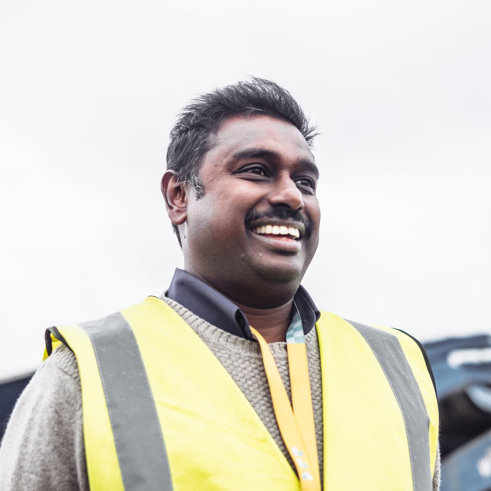 Ahilan - Senior engineer