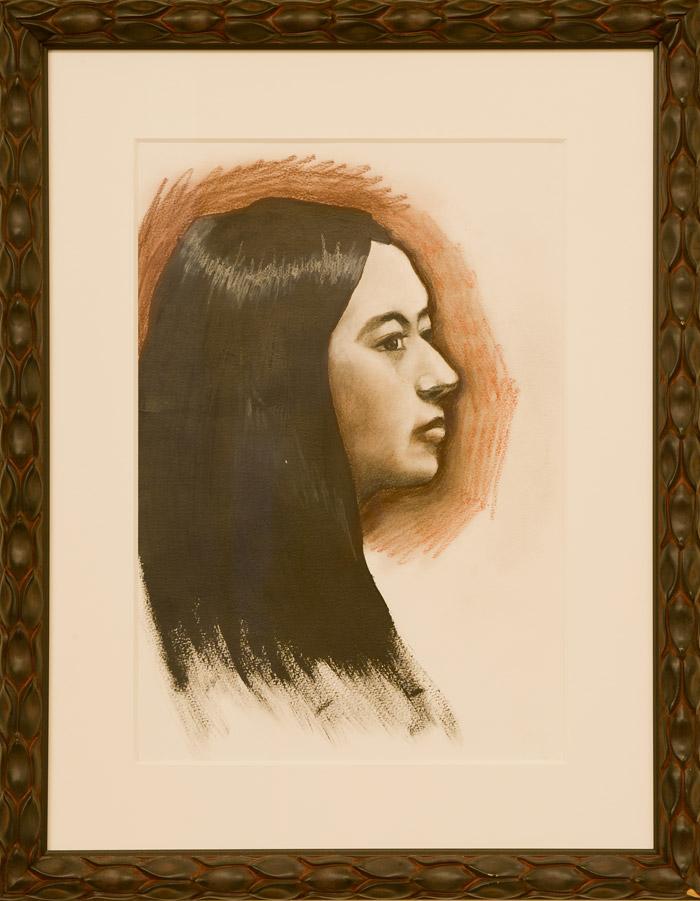 Portrait of Katy
