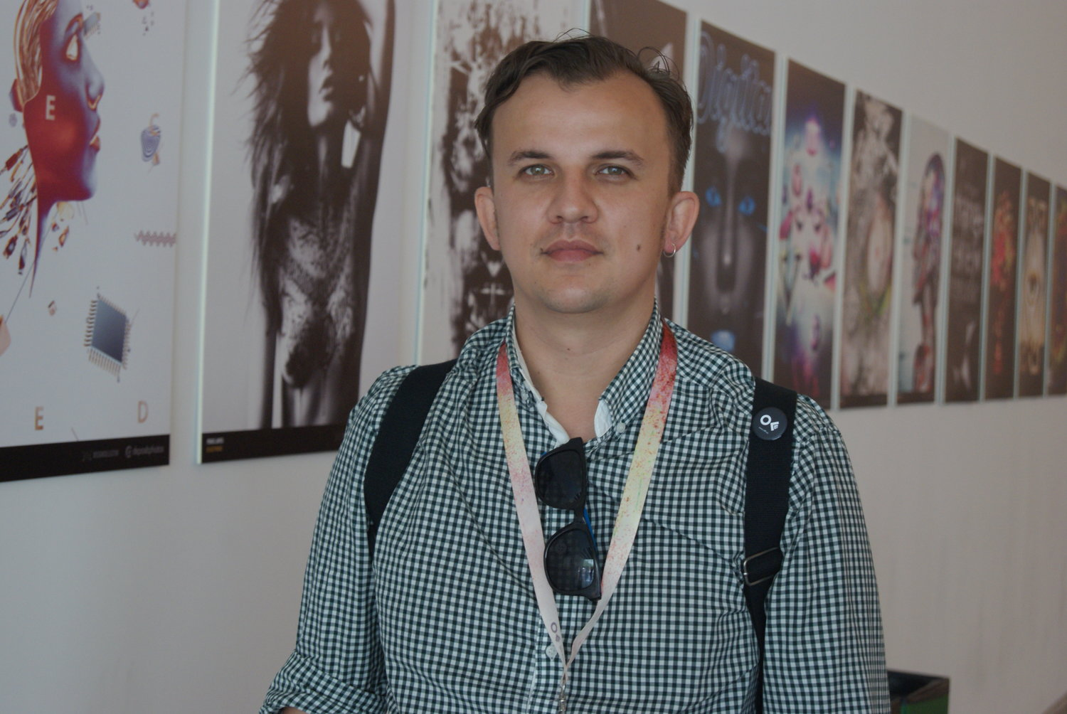 Digital Decade curator, Arseny Vesnin