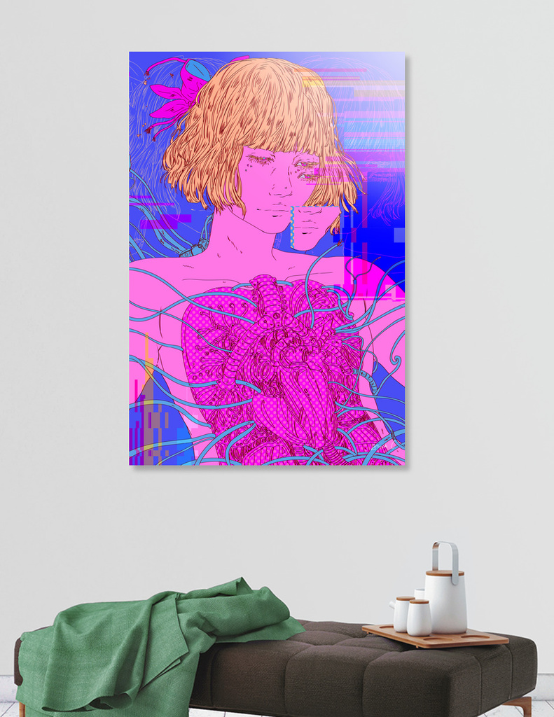 Buy Limited Edition 1 - Are you in London? Buy and pick up the Limited Edition 1 (Aluminium XL Print, 28