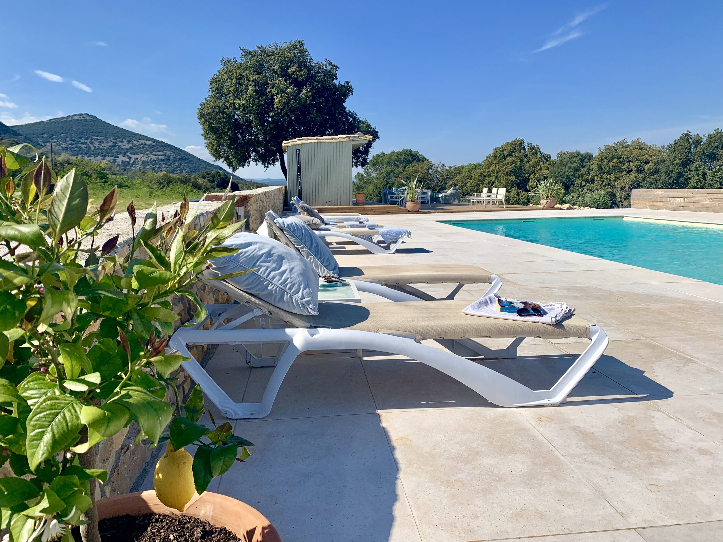 We are very excited to be hosting James Cassidy for his blissful yoga retreat in the South of France in September 2020. This time, we are heading to luxurious La Deveze, about 30 miles from Nimes. La Deveze is set within 97 acres of beautiful meadow and woodland above the market town of Quissac in the Occitanie region. This collection of ancient stone buildings has been transformed into luxurious accommodation ideally suited to hosting a yoga retreat.  James is one of the most popular teachers at East of Eden, and he'll take you through a full week of yoga and meditation with a chance to really get into the full practice, leaving physically and mentally renewed and invigorated. With luxury accommodation, a heated swimming pool and beautiful French countryside to explore on foot, bike or by car, this promises to be the perfect way to relax and escape hectic London life. There is an indoor shala with heated floor, an outoor yoga deck and numerous woodland clearings with stunning views for outdoor classes and meditations.  Food is such an important part of a retreat, and we are really happy with what is on offer at La Deveze. Many of the ingredients used in their cooking are from their own vegetable and herb gardens and in 2020 they will also be producing their own olive oil and wine.  •Breakfast will consist of fruit, breads, yogurt, homemade preserves,(honey from our own hives), tea, coffee, juice and some mornings fresh eggs from our hens.  •Lunch will be two courses.  •Dinner will be three courses, all vegetarian, with the option to purchase wine.  •Fruit, tea, coffee and mineral water are available throughout the day.  Spaces are limited to 15 on this retreat, so please do act fast to secure your booking.  To book, email info@resetretreats.co.uk quoting SEPT 2020 RETREAT in the subject line.
