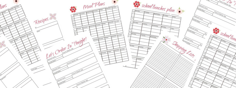 2 back to school kids lunches free printables meal plans healthy snacks for picky eaters healthy meals healthy recipes to lose weight for beginners