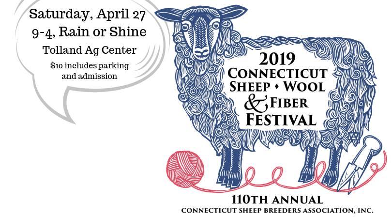 2019 CT Sheep Wool and Fiber Festival — loop by loop studio