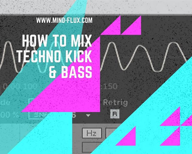 Click here to watch the video: http://bit.ly/2kw4cMm?platform=hootsuite&utm_campaign=HSCampaign  One of the hardest things to mix in music for most producers and artists is kick and bass, this is mainly due to the fact that these two elements require a lot of the same space in the frequency spectrum and if you get the bass and kick wrong it can take all the energy out of the track. Which can be rather demoralising  Well, don't threat, In this how-to, we will look to help with these issues and show some key steps on how to get your kick and bass sitting perfectly together. And once this is done, it can make the rest of your mixing job way more enjoyable.  What you will learn in this techno music production tutorial is:  Tuning EQ Compression Dynamic EQ NYC Compression Bass Programming Sidechain Compression  If you would like to check out more of our music production tutorials go to our youtube channels here: http://bit.ly/2RXbSDz?platform=hootsuite&utm_campaign=HSCampaign