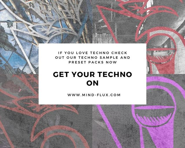 If you love to produce techno then you have to check out our techno sample and presets packs.  Click here to take a gander http://bit.ly/2IeLqDd?platform=hootsuite&utm_campaign=HSCampaign