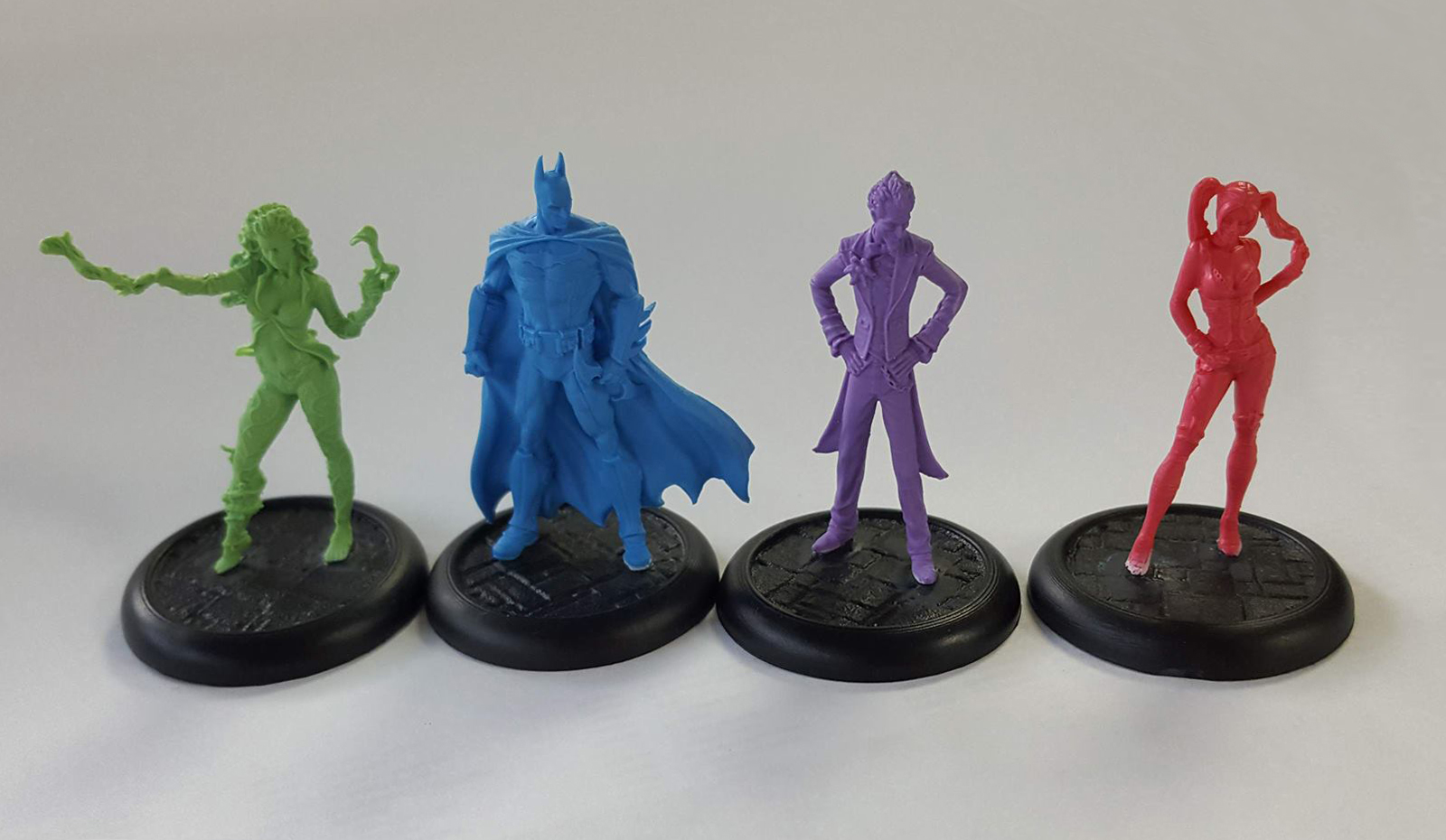 New Coloured Resin Models From Knight Models