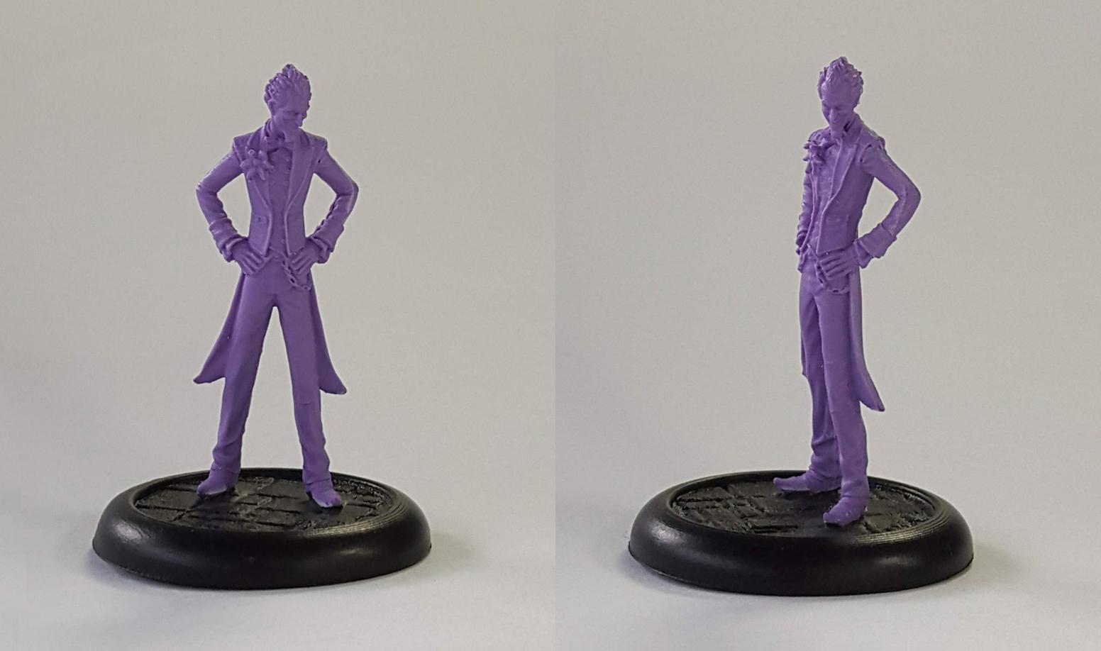 Joker Miniature Figure