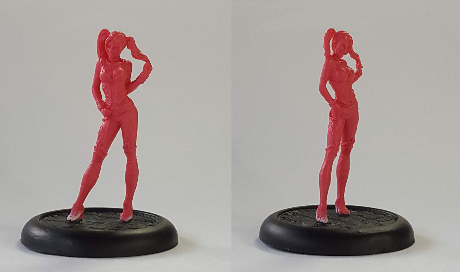 Harley Quinn Miniature Figure