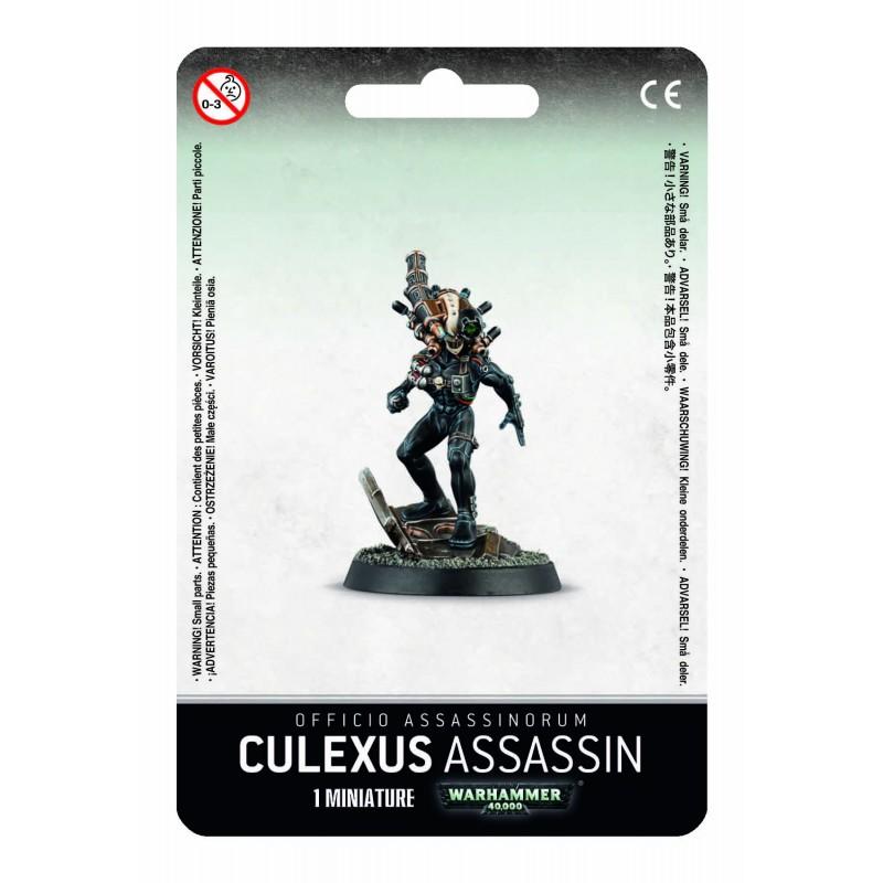 WH40k - Grey Knights - Officio Assassinorum Culexus Assassin