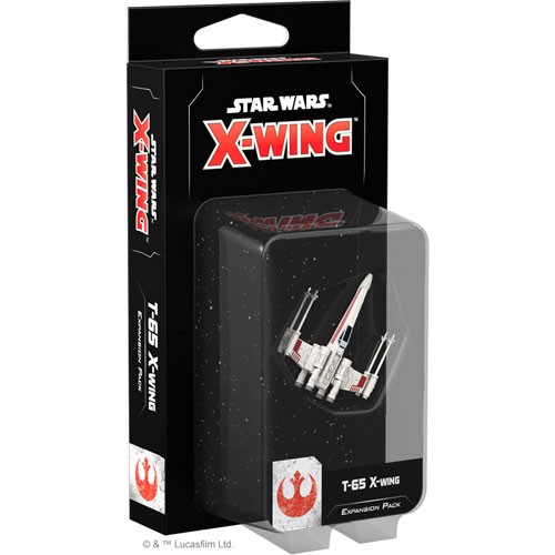 X-Wing - Rebel Forces - T-65 X-Wing Expansion Pack