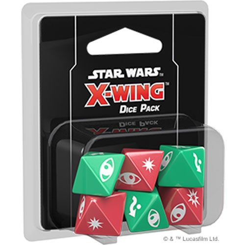 Fantasy Flight X-Wing - Gaming Aids - Dice Pack