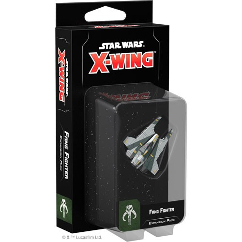 X-Wing - Scum and Villiany - Fang Fighter Expansion Pack