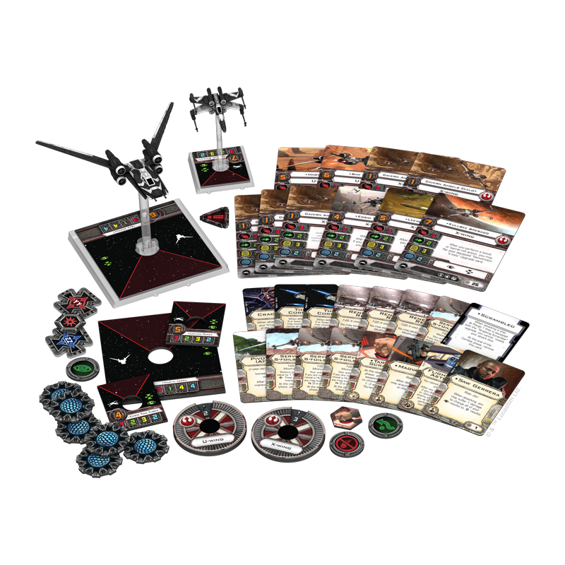 Star Wars - Rebel Forces - Saw's Renegades Expansion Pack