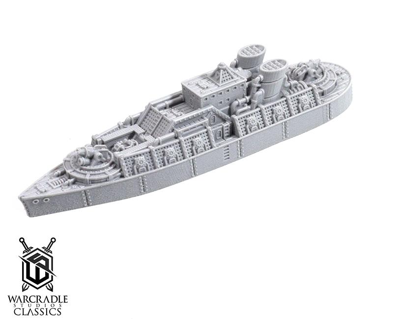 Donnerfaust Support Cruiser