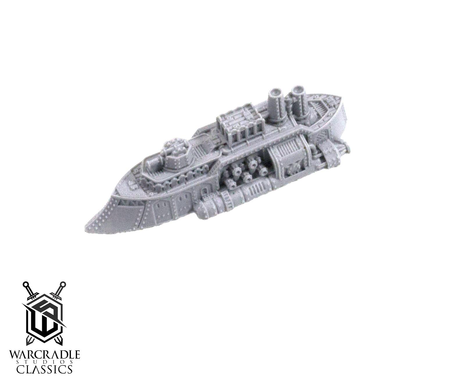 Indus Heavy Destroyer