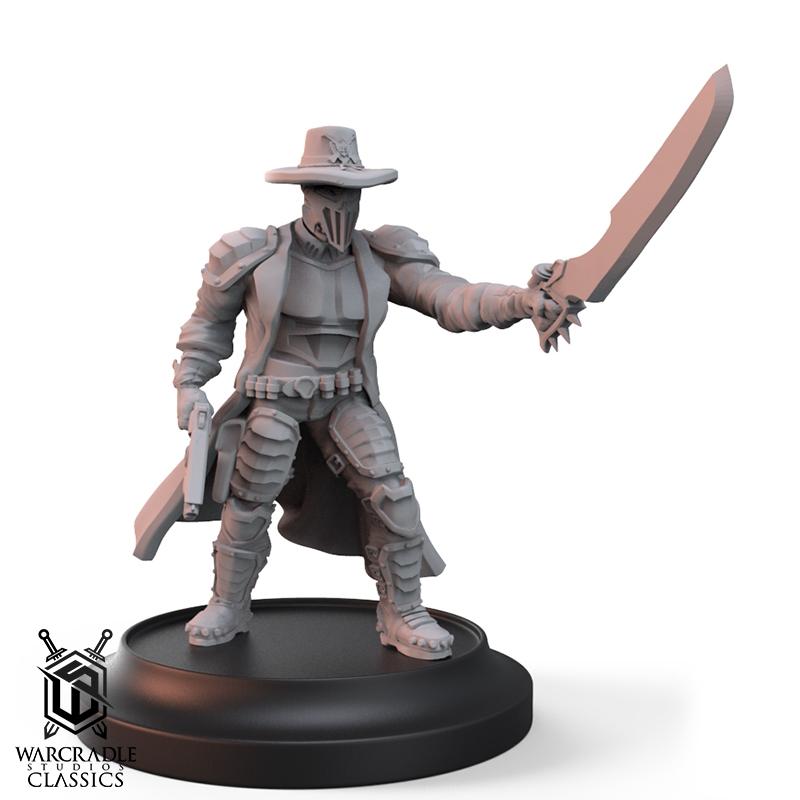 General Grant Alternate Sculpt 2