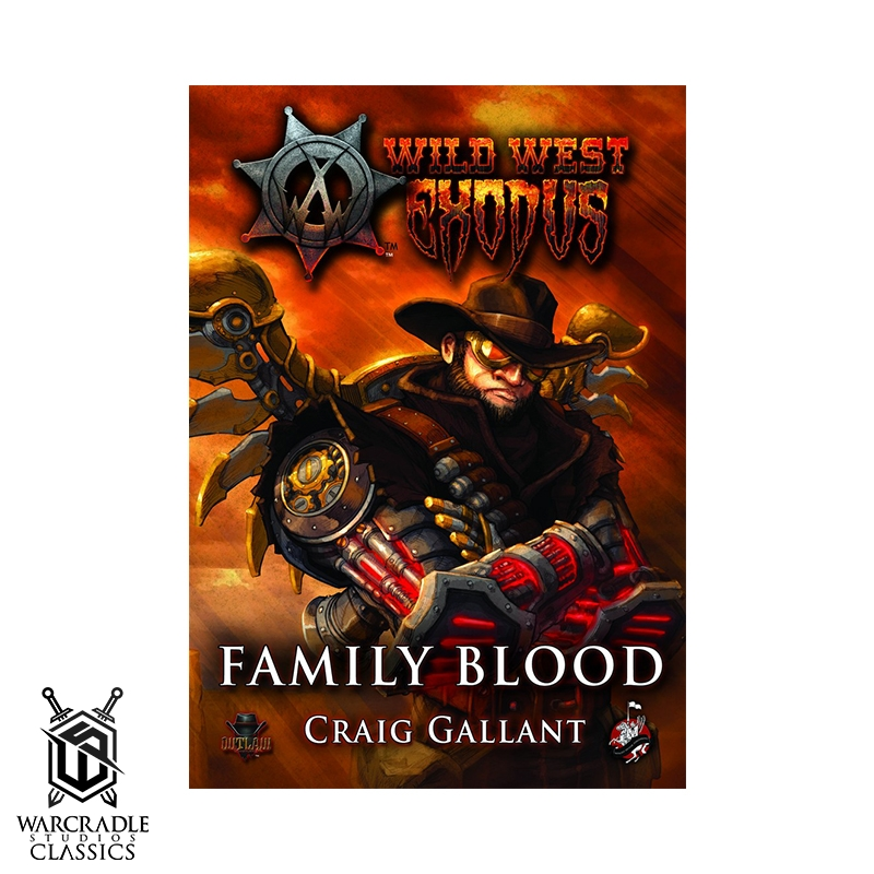 Family Blood Novel
