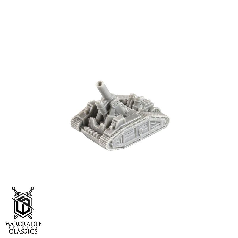 Cromwe  l  l Bombard Tank