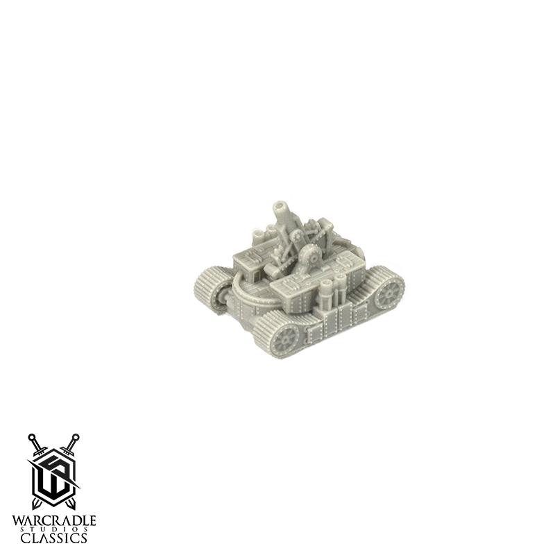 HO-I Bombard Tank