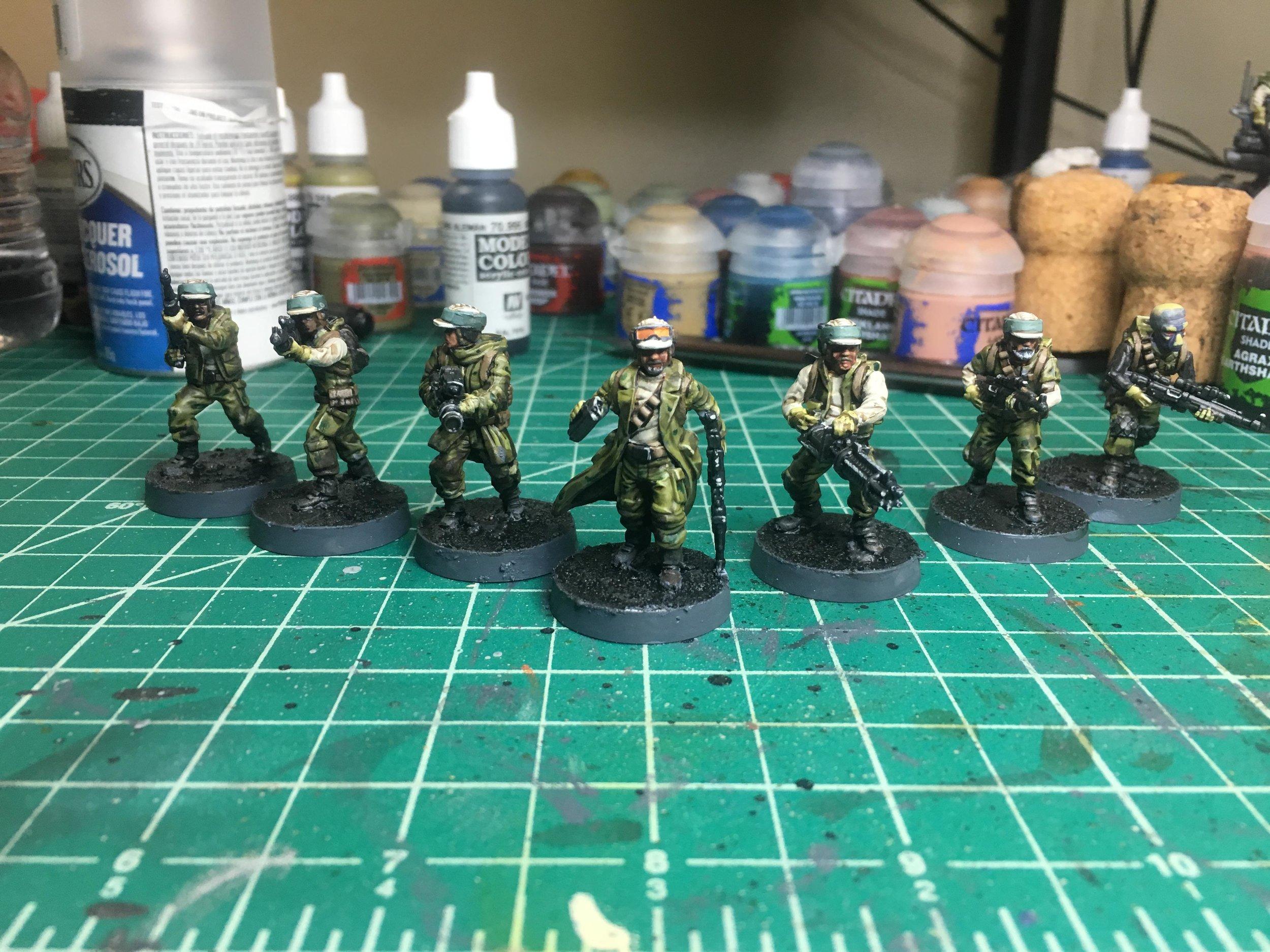 Forum Member - Zrob314 - Rebel Troopers