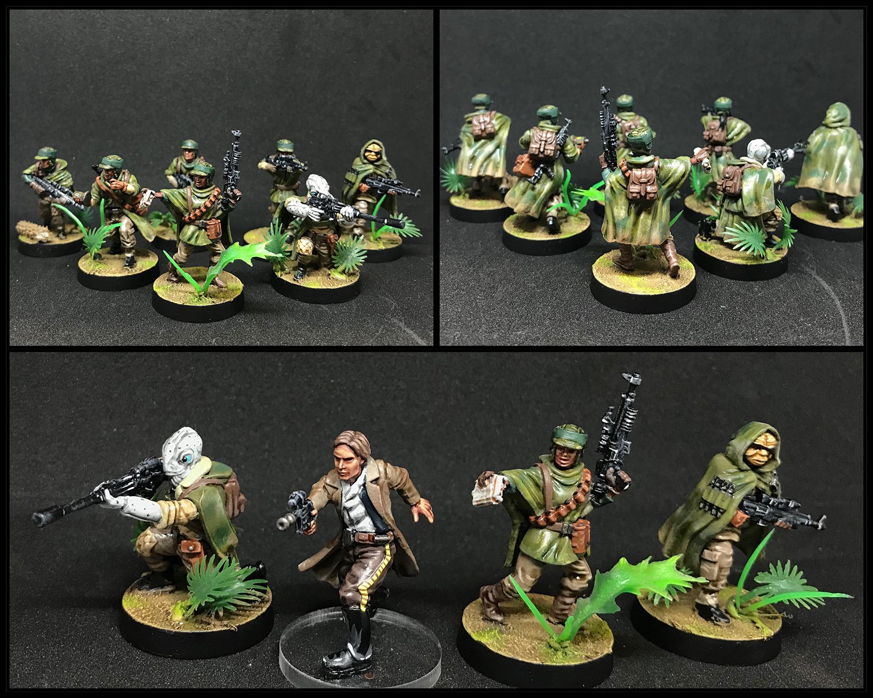 Forum Member - Themodalnodes - Jedha Commandos & General Hans Solo