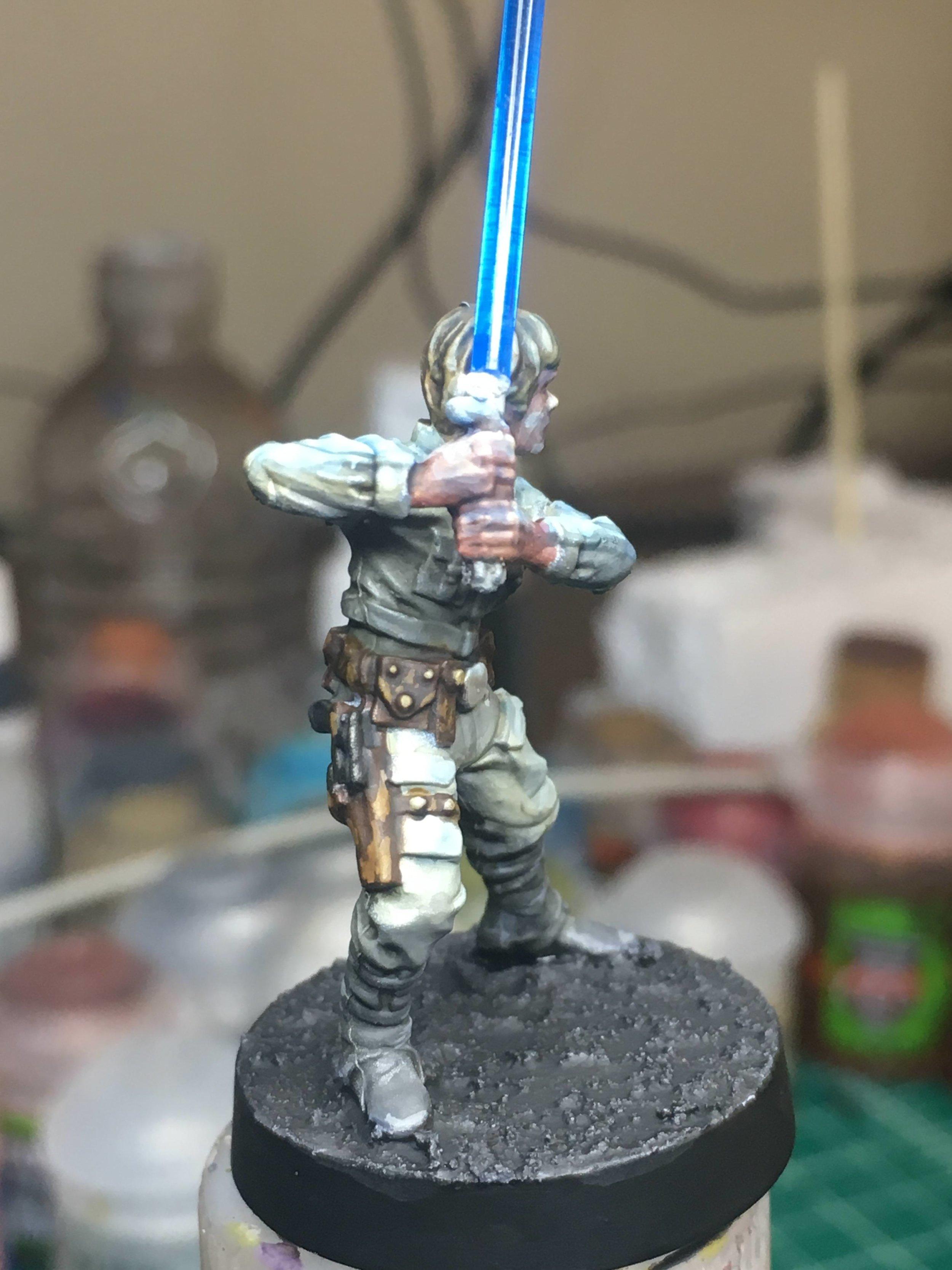 Forum Member - Zrob314 - Luke Skywalker