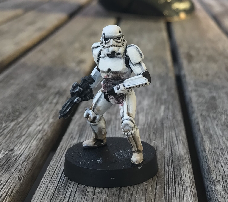 Forum Member - Themodalnodes - Injured Warrior