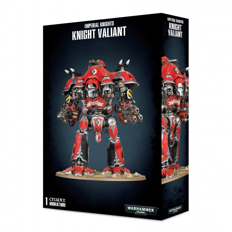 Warhammer 40k - Imperial Knights - Imperial Knights: Knight Valiant
