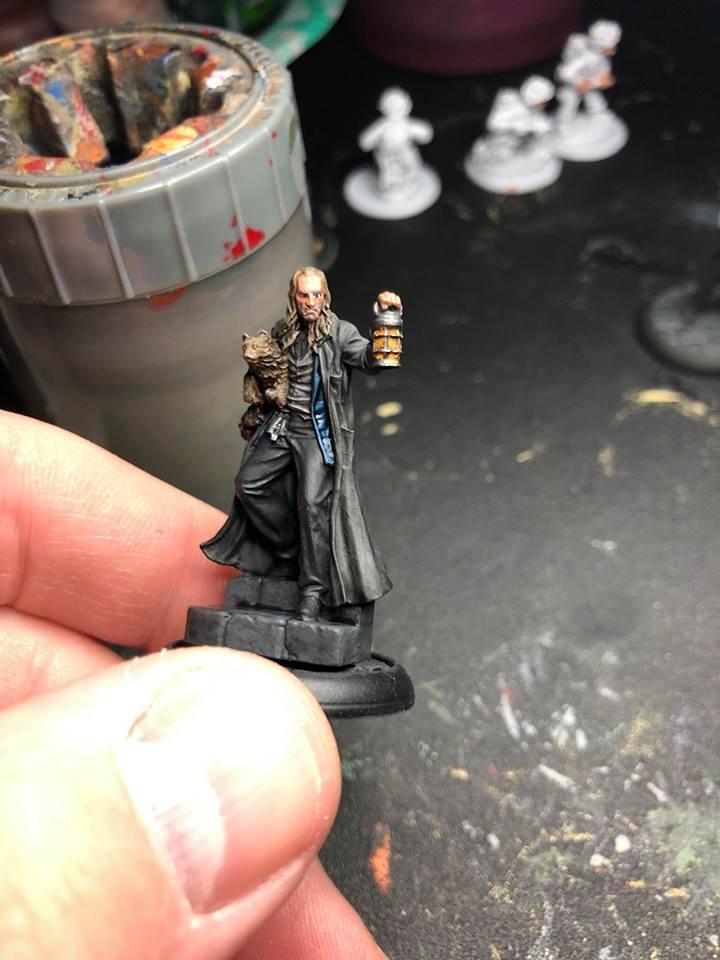 Argus Filch - Seamus