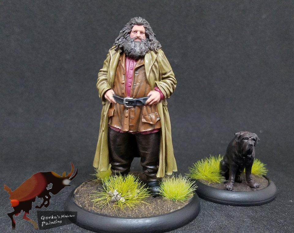 Hagrid & Fang - C Gorka