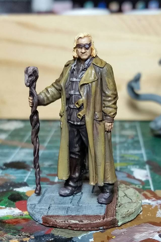 Mad Eye Moody - Shaun