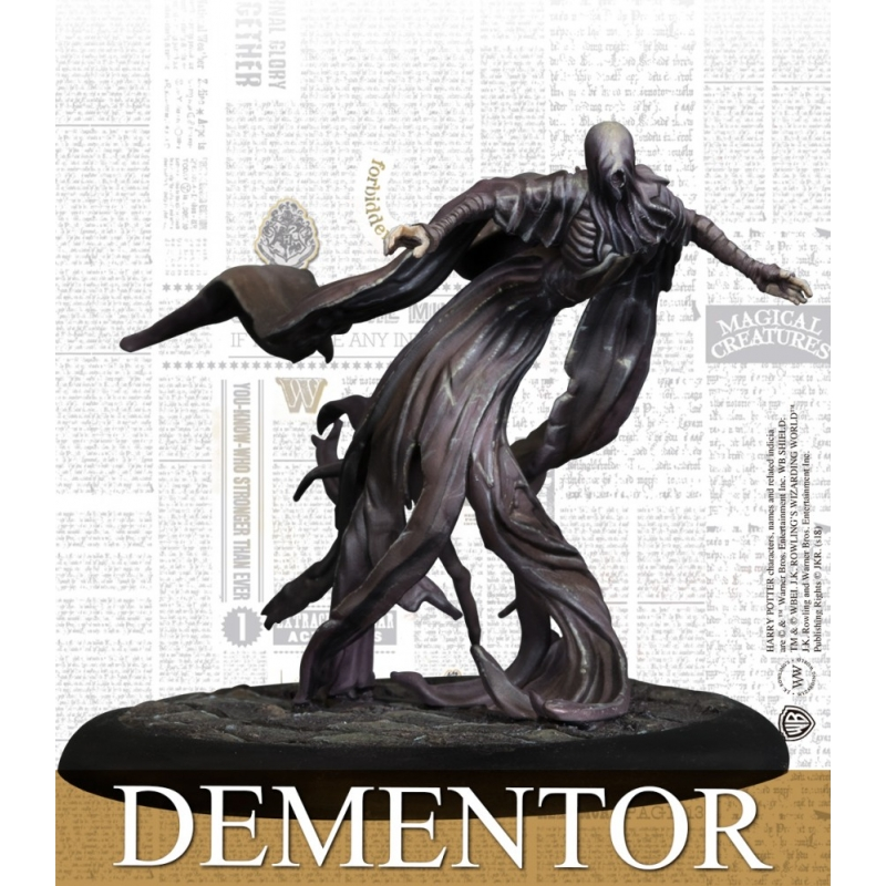 Harry Potter Miniatures Game - Dementor