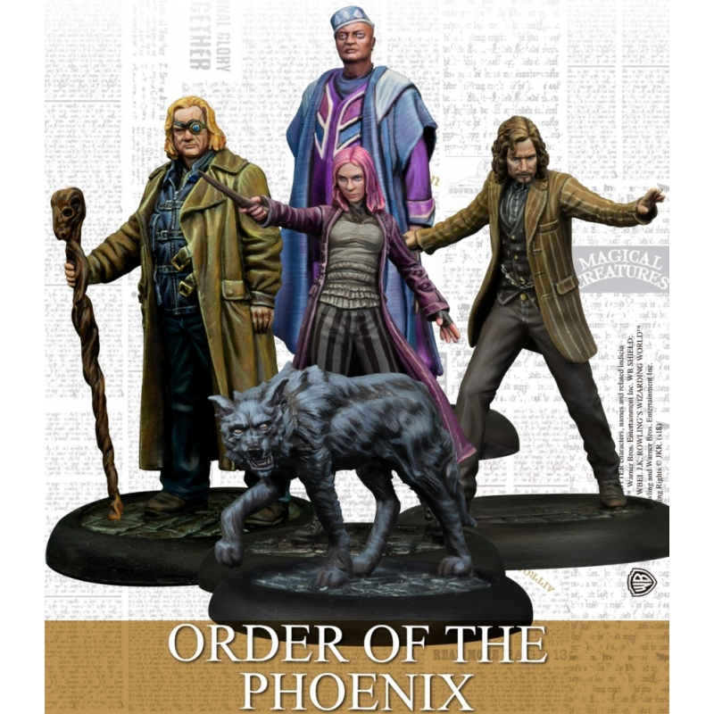 Harry Potter Miniatures Game - Order of the Phoenix