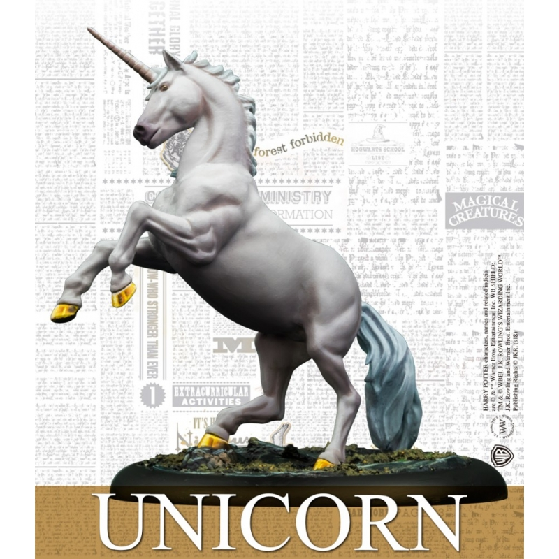 Harry Potter Miniatures Game - Unicorn