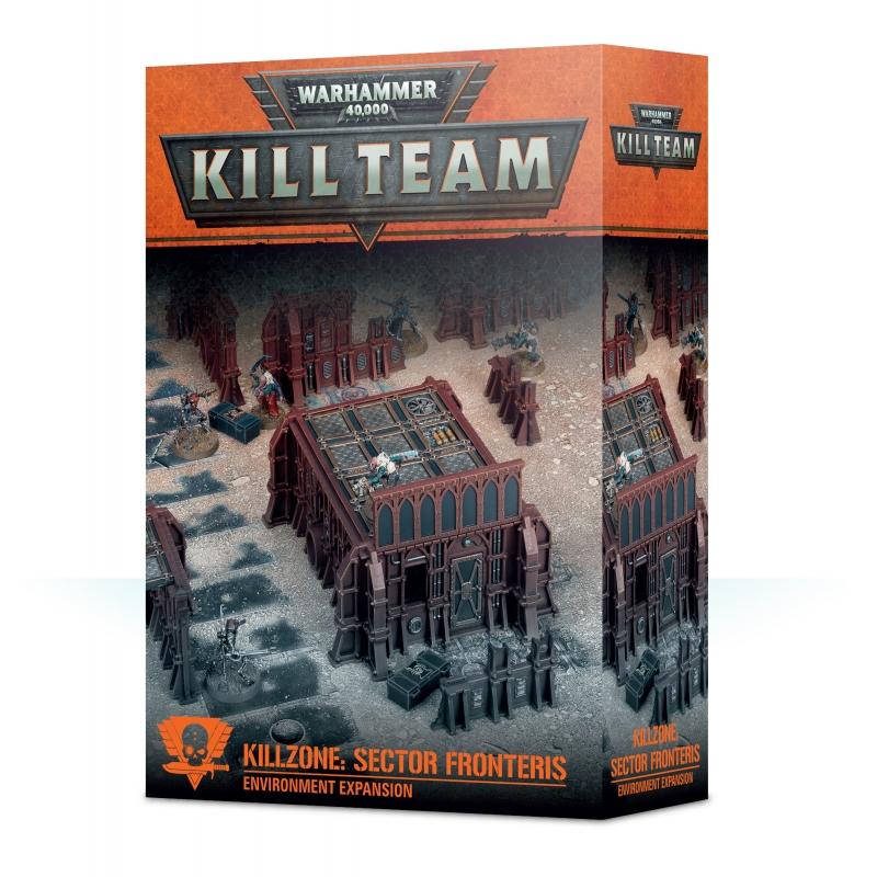 Kill Zone: Sector Fronteris