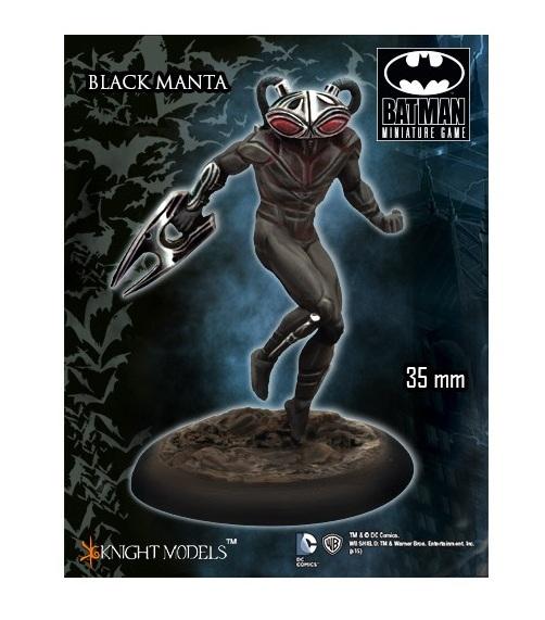 Black Manta - Metal